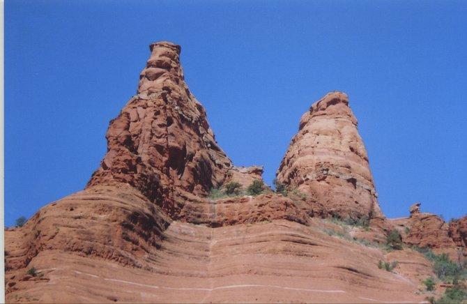 The red rocks of Sedona, Arizona