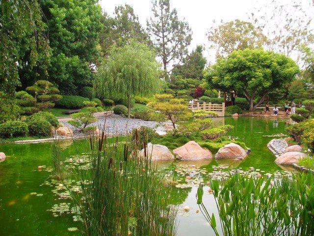 Earl Burns Miller Japanese Garden Long Beach San Diego Reader