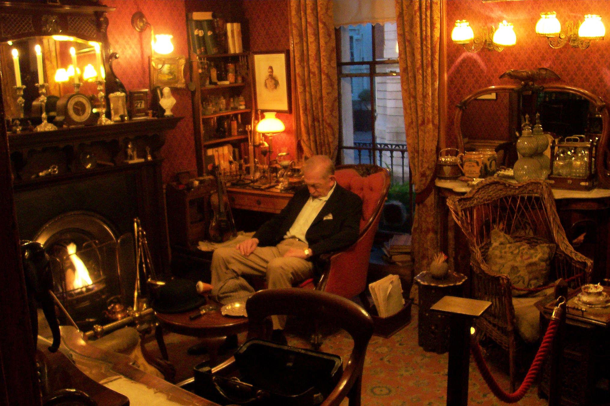 221b Baker Street Mr Holmes I Presume San Diego Reader