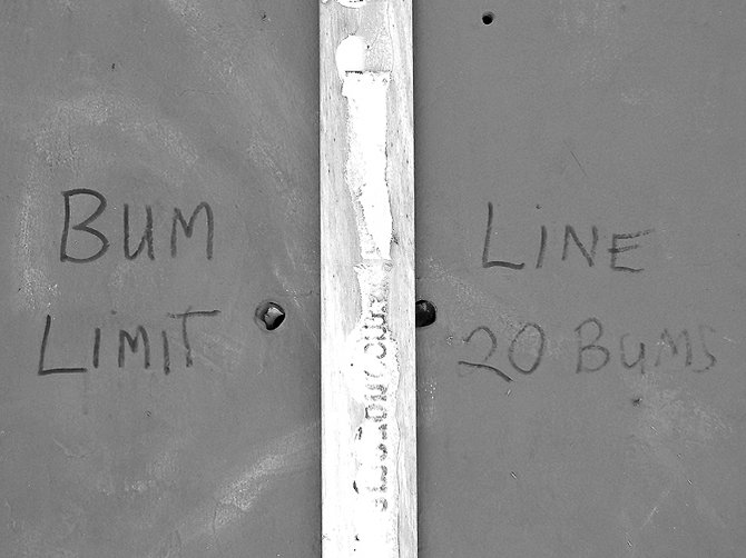 Bum Line