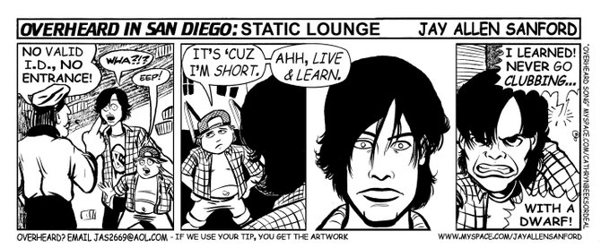 Static Lounge