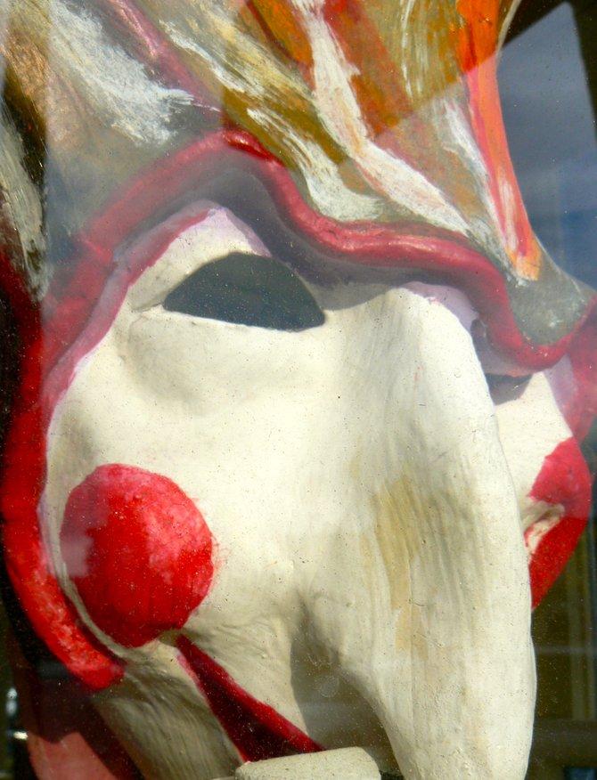 Venetian Mask, La Jolla, CA