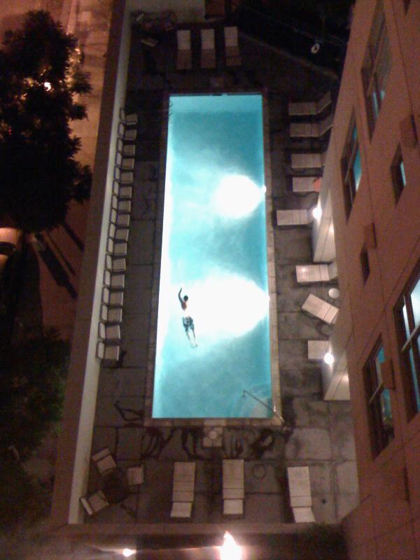 Night Swimmer