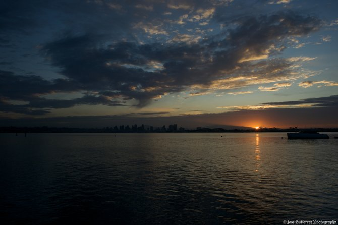 Sunrise at Shelter Island