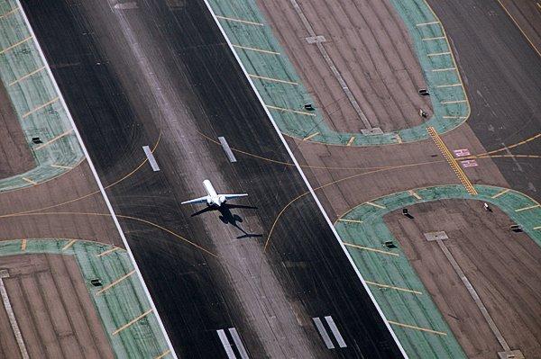 Lindbergh Field Runway