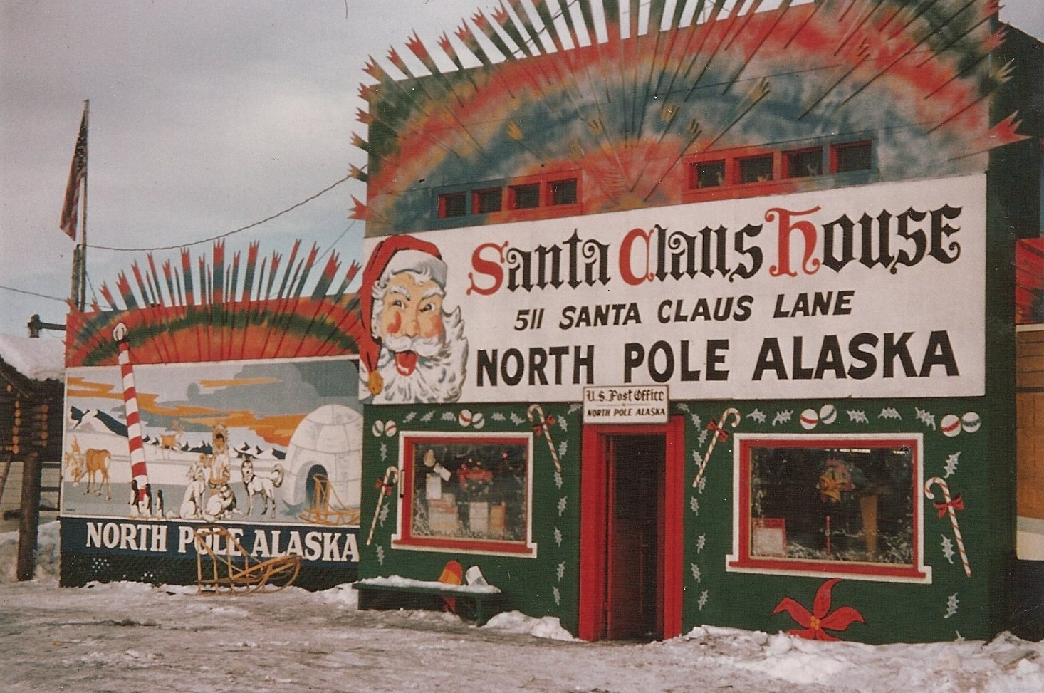 North Pole Alaska San Diego Reader