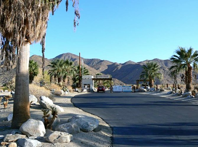 Indian Canyons, Agua Caliente Band of Cahuilla Indians, Palm Springs, CA