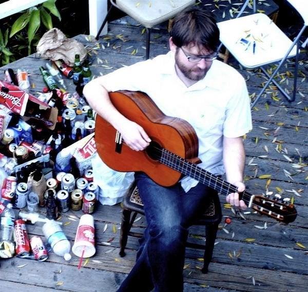 Drew Andrews drops a solo CD
