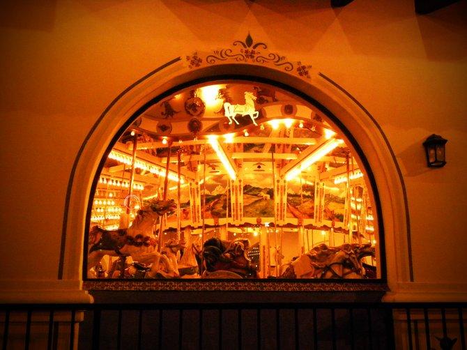 Seaport Village carousel