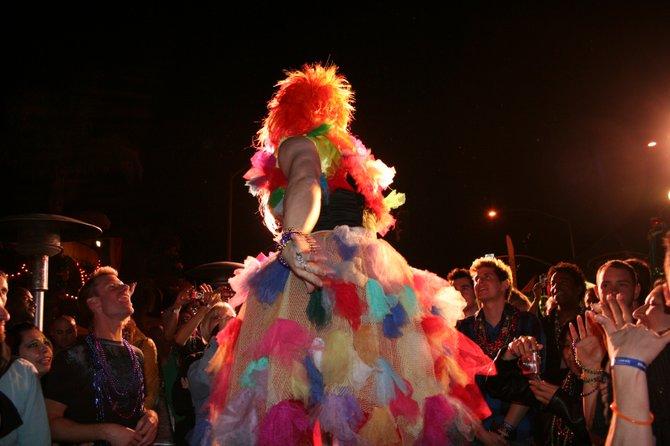 Mardi Gras in Hillcrest