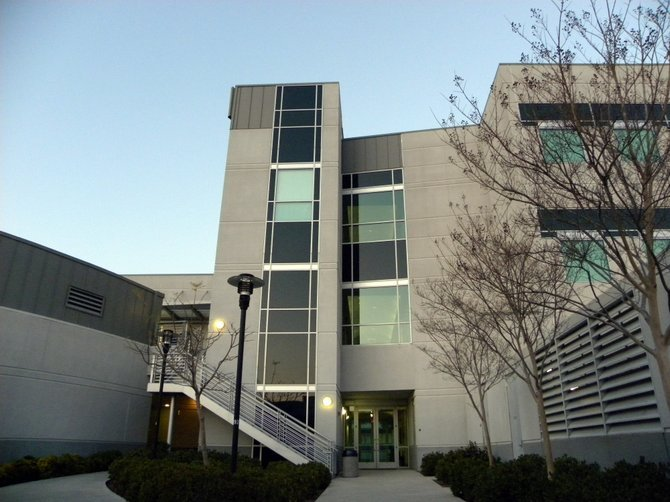 Language and Humanities Building