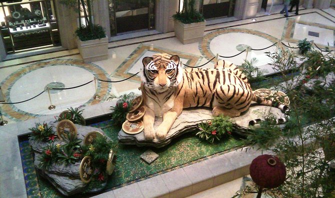 Vietnamese New Year - Year of the Tiger