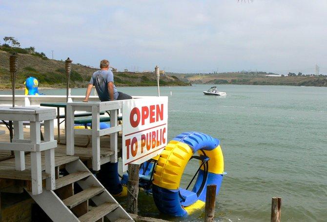 Open To Public: Carlsbad Lagoon