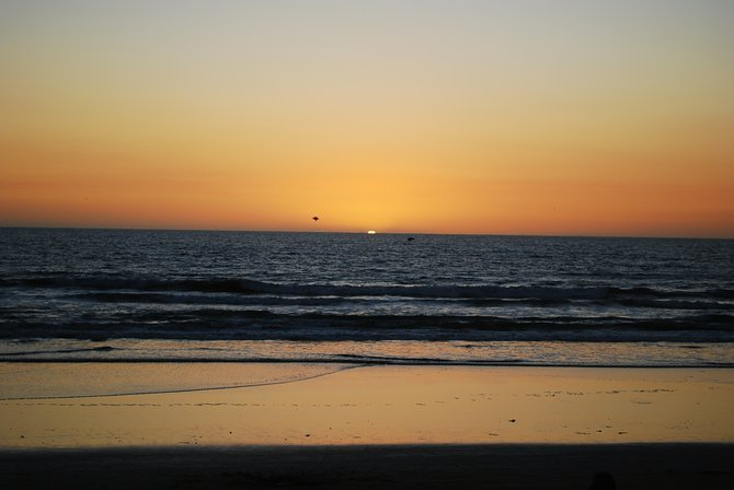 Sunset at Mission Beach (2).