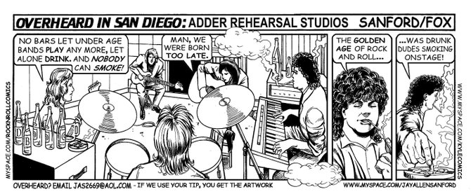 Adder Rehearsal Studios