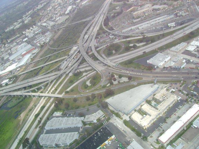 San Diego highways