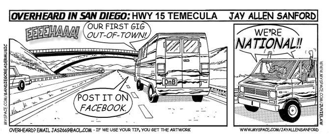 Highway 15, Temecula