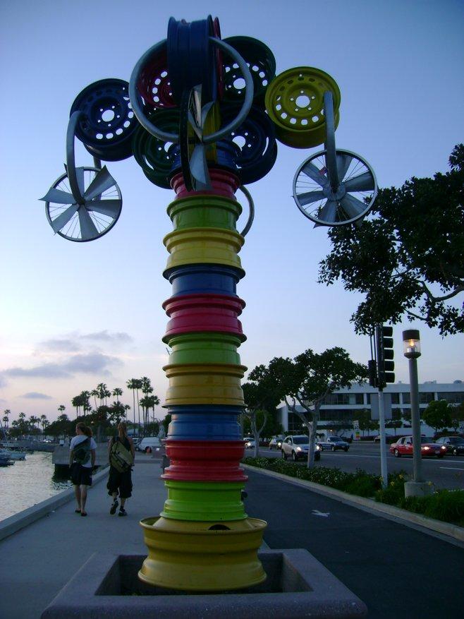 Downtown San Diego photo