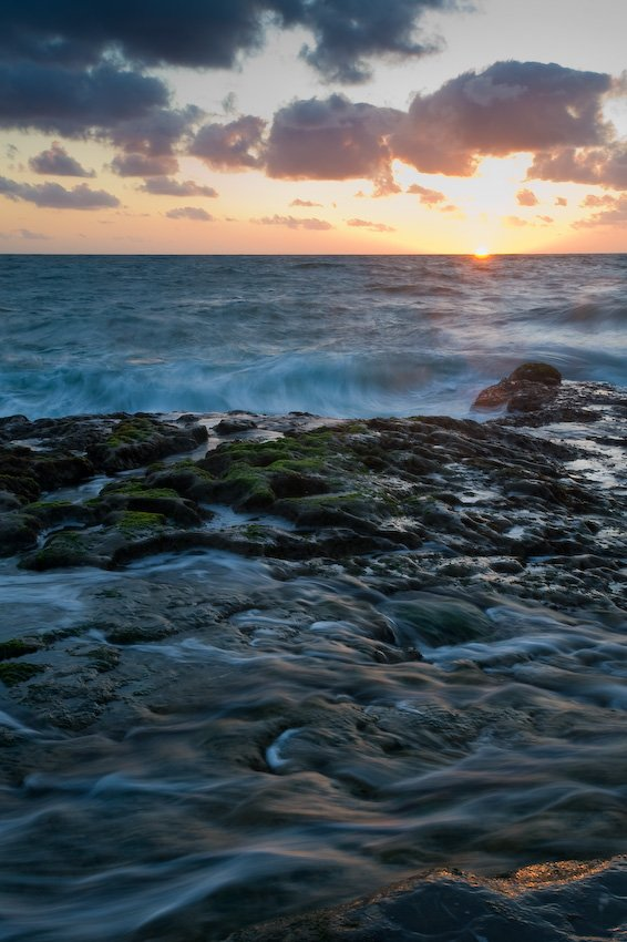 Sunset @ Point Loma Sunset Cliff