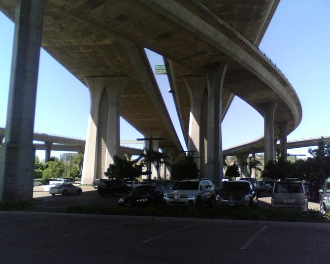 Proof of all the twisted bridges in san diego