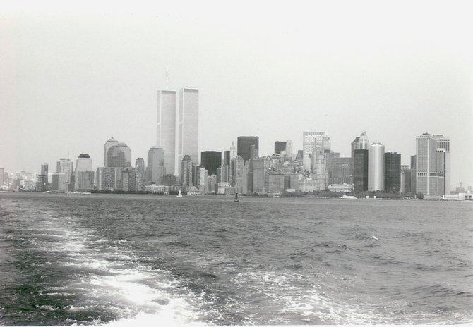 Pre 9/11.  NYC.