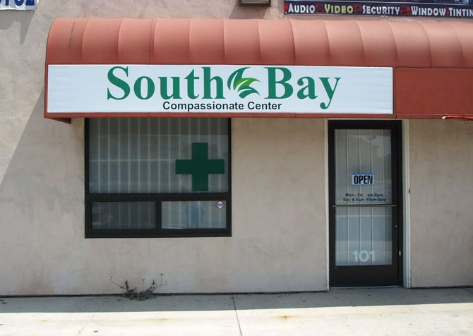 Compassionate center comes to the southbay i even saw an ad in the reader today. the town is ecstatic......