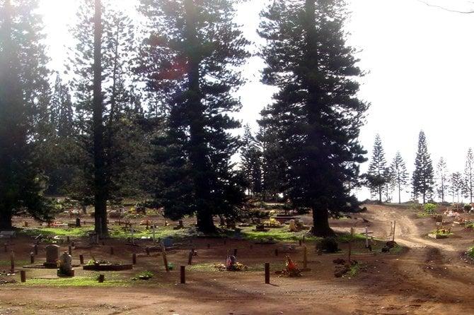Munro Trail Cemetery