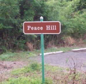 Peace Hill St. John, USVI
