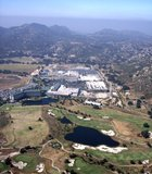 This is an aerial view of Barona Casino. Photo taken from a helicopter on July 3, 2010.