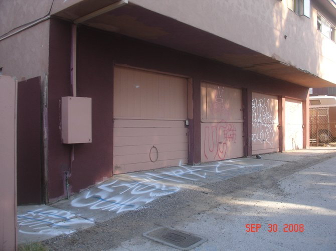 We really don't need a newspaper in City Heights, our news is written all over the walls, fences and driveways of our neighbors.