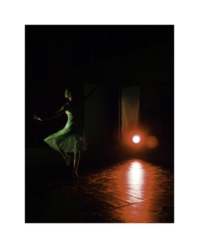 A ballet show in Mexico