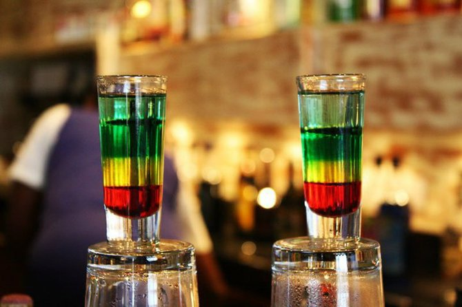 Bob Marley Shots in Jamaica