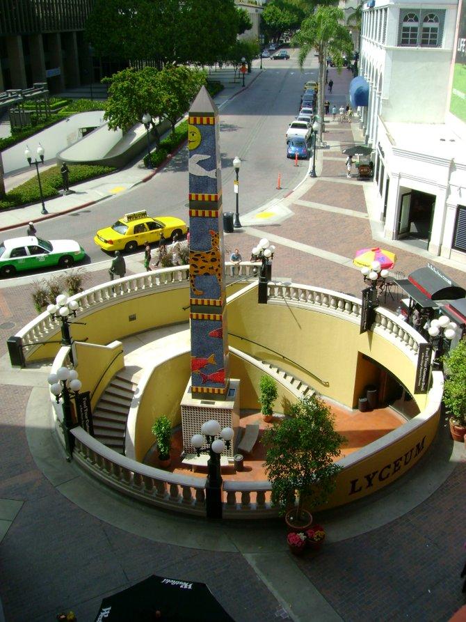 Horton Plaza Downtown