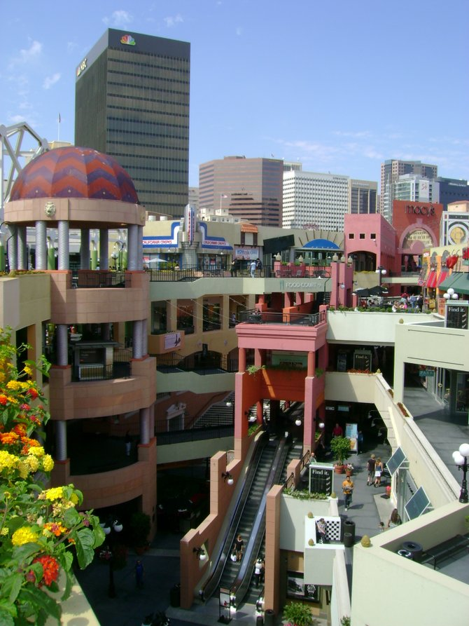 Horton Plaza Downtown