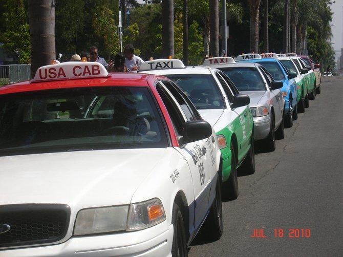 Taxi... anyone, Taxi!