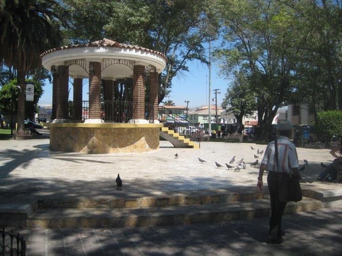 Plaza Hidalgo