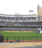 Lovely, but quiet PetCo Park.