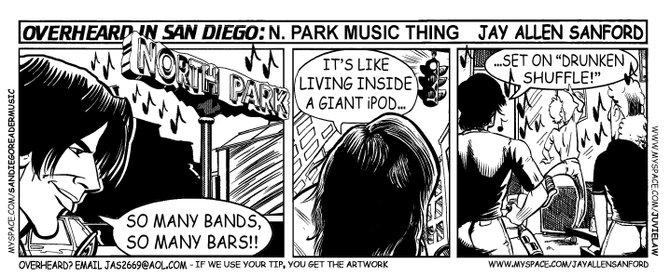 North Park Music Thing