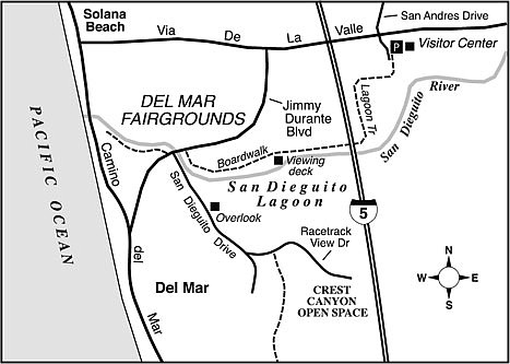 San Dieguito Lagoon Trail