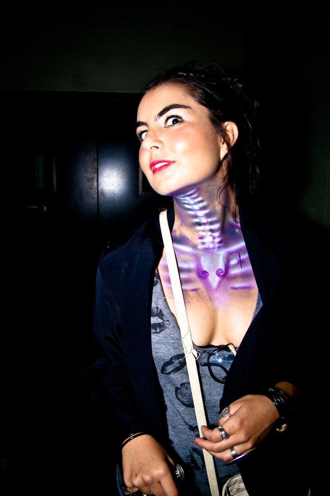 """""""Dia de los Muertos"""" Espolon Tequilla Release, True North Tavern, Aug 31 2010"""