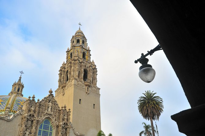 California Tower @ Balboa Park