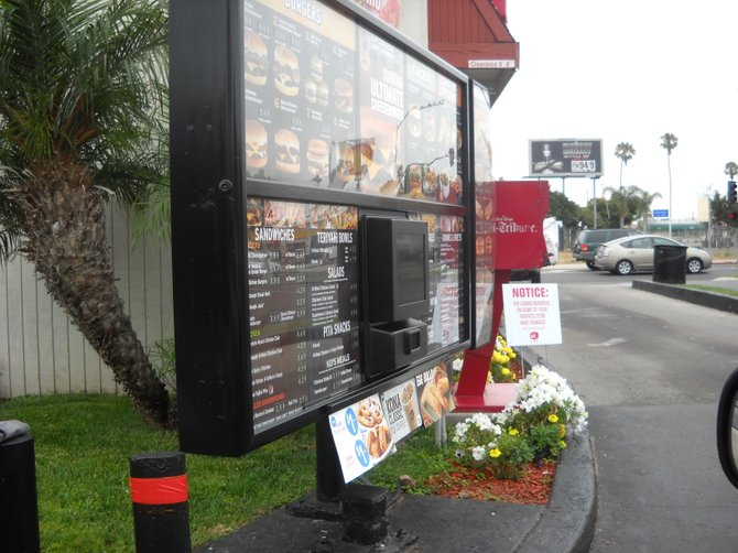 Nothing says Ocean Beach like the Jack-in-the-Box drive-thru.