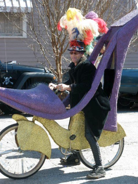 how to get around NOLA in style!