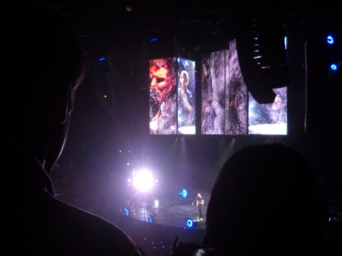 Unforgettable Muse performance on Sept. 22nd.