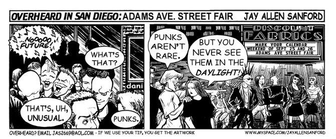 Adams Avenue Street Fair