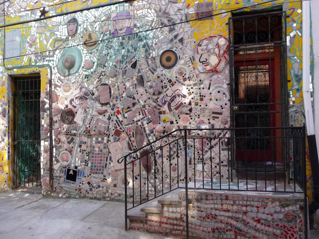 Murals and Mosaics in Philly San Diego Reader