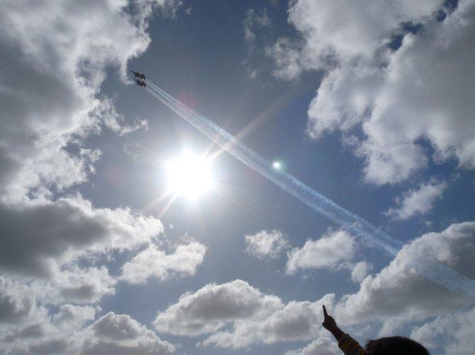 The Miramar Airshow