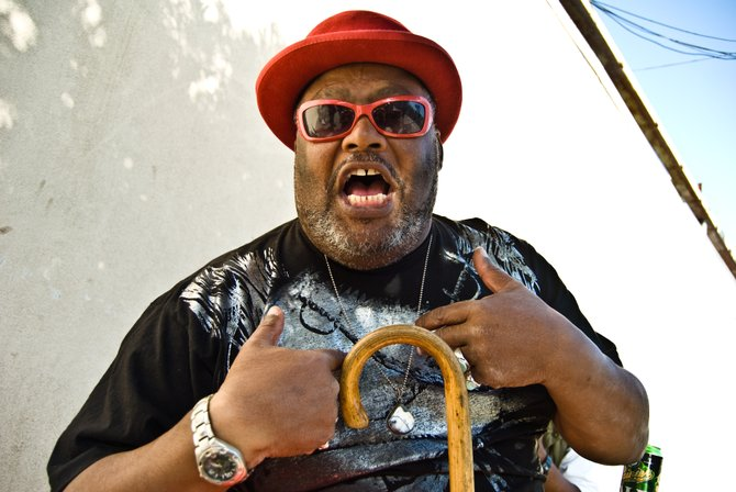 Meet Big Chuck.