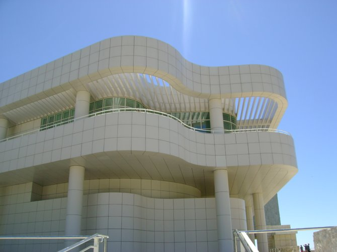 The Getty Museum in LA