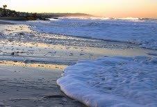 Dawn at Pacific Beach